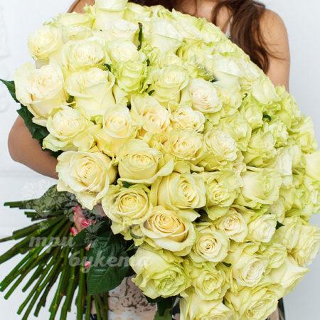Букет из 101 розы №65